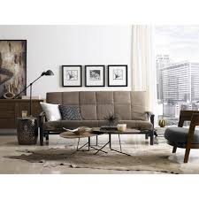 bedroom modern furniture design with comfortable futon mattress