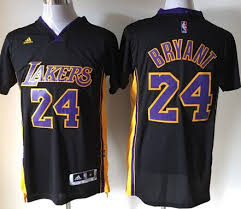 los angeles lakers 24 kobe bryant revolution 30 swingman 2014 new