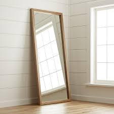 linea ii natural floor mirror floor mirror teak flooring and teak