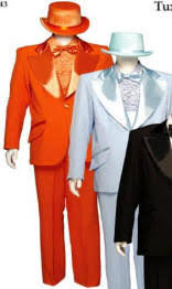dumb and dumber costumes dumb and dumber costume blue tuxedo orange tuxedo abba costumes