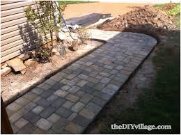 backyards charming backyard paver backyard pavers and grass