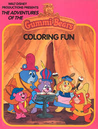 disney u0027s adventures of the gummi bears