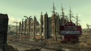 Dogmeat Fallout 3 Location On Map by Springvale Fallout Wiki Fandom Powered By Wikia