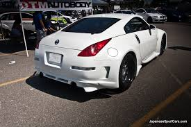 nissan 350z wide body nissan 350z with veilside v3 body kit picture number 590314