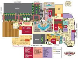 the golden nugget casino map aria las vegas floor plan crtable