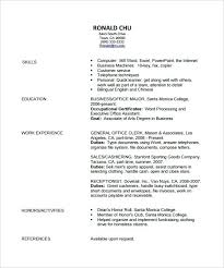 fashion resume templates fashion resume template collaborativenation