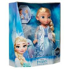 disney frozen northern lights feature elsa doll target
