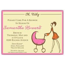 baby shower invite wording unisex baby shower invitation wording cimvitation