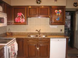 Refinishing Kitchen Cabinets With Stain Gel Staining Kitchen Cabinets With Oak U2014 Decor Trends Paint