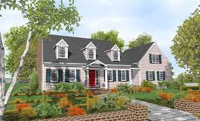 stone cape cod style house house design plans
