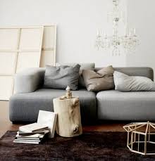 furniture high low sectional sofa remodelista