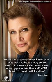 Leia Meme - carrie fisher slams critics of her appearance in the force