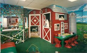 Pediatric Office Floor Plans by Office Murals Pediatric Office Decor Waiting Room Noticeable