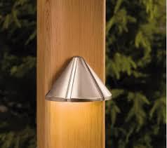 deck lighting deck post lights deck with lights builder