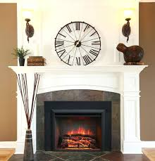 Electric Insert Fireplace Large Electric Fireplace Inserts U2013 Thesrch Info