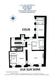 location 3 chambres louer appartement meublé métro louvre rivoli pont neuf