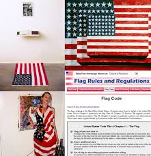 Flag Desecration Law Picked Raw Peeled Daily Art Nag For April 17 2011 Redux The