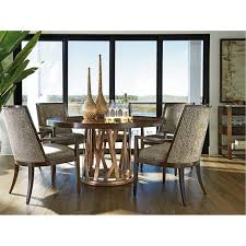 lexington home brands horizons round dining table dining table
