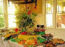 food tables at wedding reception wedding receptions foods displays food attitude nashville