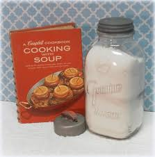 1960 u0027s vintage campbell u0027s cooking with soup cookbook