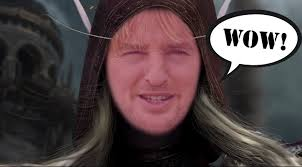 Owen Wilson Meme - watch owen wilson mod for world of warcraft will have you saying wow
