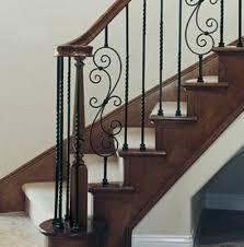 rod iron stair railing spindles u2014 john robinson house decor rod