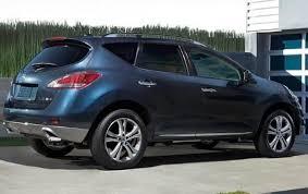 2011 Nissan Murano Information And Photos Zombiedrive