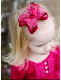 custom hair bows abby s bowtique satin organza hair bows