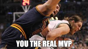 Kevin Love Meme - image tagged in nba nba finals kevin love lebron james kellyolynyk