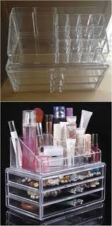 21 diy makeup organizing solutions that u0027ll change your whole