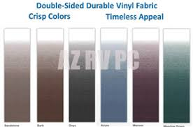 Awning Fabric For Rv Dometic A U0026e U0026 Carefree Rv Awning Replacement Fabric Arizona Rv
