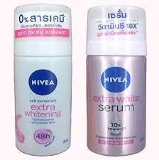 Nivea Serum Vitamin C nivea whitening tight pore serum 10x vitamin c anti perspirant
