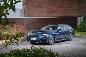 2017 bmw 5 series touring g31 revealed ahead of geneva debut