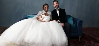 wedding shoes reddit serena williams wedding a 3 4mn bridal gown the beauty the beast