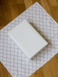 how to make christmas gift box mantel decor hgtv