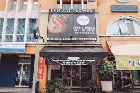 Berawal Dari Hobby Lyh Art Flower Café Juga Menjual Bunga
