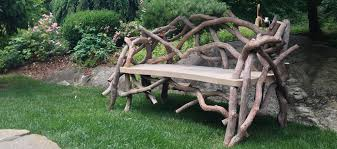 Driftwood Outdoor Furniture by Outdoor Rustic Garden Furniture U0026 Woodland Structures Custom