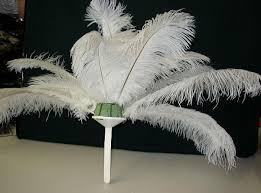 Wedding Feathers Centerpieces by Get 20 Ostrich Feather Centerpieces Ideas On Pinterest Without