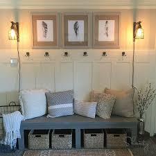 Home Entry Ideas Best 25 Entry Wall Ideas On Pinterest Rustic Farmhouse Entryway