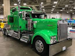 kenworth trucks 2017 check out the show trucks people liked best at gats 2017