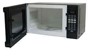 Sunbeam Oven Toaster Walmart Value Of The Day Sunbeam Microwave Oven In Black