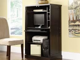 Contemporary Computer Desk Office Furniture Contemporary Computer Desk Cabinets Wood