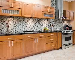 White Kitchen Cabinets Shaker Style Attractive Shaker Kitchen Style With White Color Wooden Kitchen