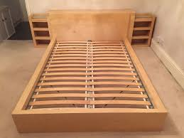 ikea pine bed pine wood king ads buy u0026 sell used find right price here
