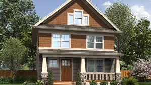 Narrow Lot Homes Incredible 7 House Plans For Narrow Lots On Luxury Narrow Lot