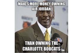 Sneakerhead Meme - michael jordan is rich sneakerheads know your meme