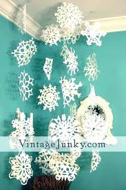 cool paper ornaments paper snowflakes paper snow flake how to diy