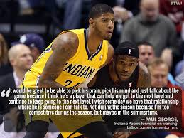 Paul George Memes - charles barkley talks mt rushmore disappointment that paul george