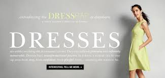 brandchannel n is for noteworthy dress barn drops a letter to
