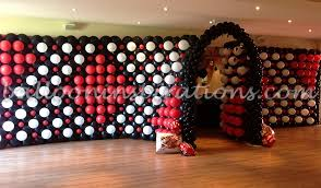vegas styled prom decorations for essex uk